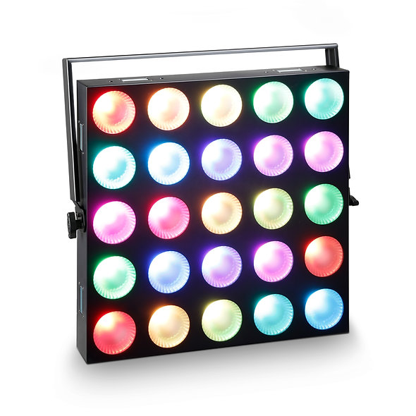 CAMEO LIGHTS MATRIX PANEL 10 W RGB