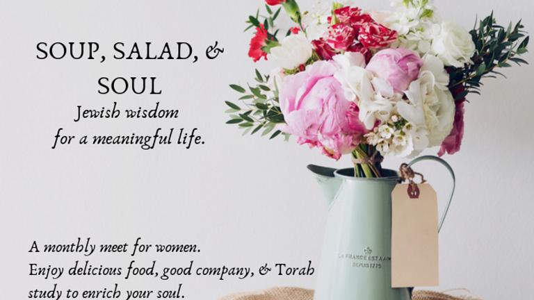 Soup, Salad, and Soul - When Joy Seems Elusive
