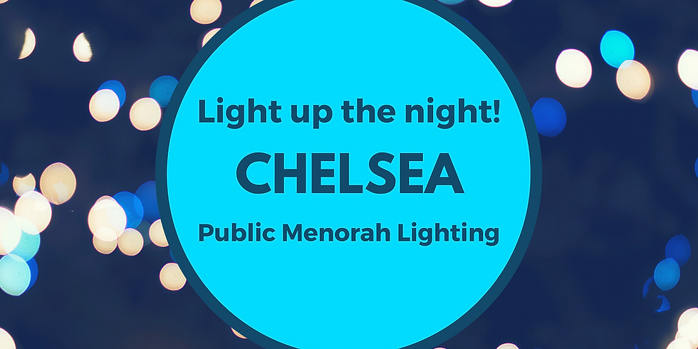 Light up the Night - Chelsea!