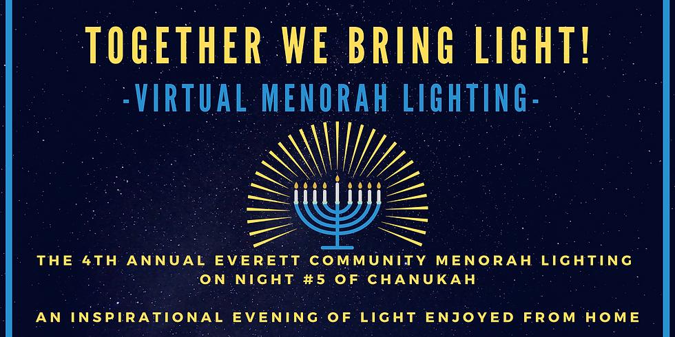 Light up the Night - Everett!  (Virtual)