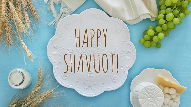 Shavuot at Tobin Bridge Chabad