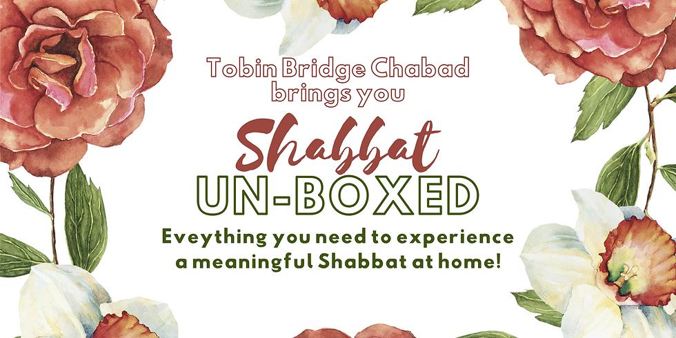 Shabbat (UN)Boxed