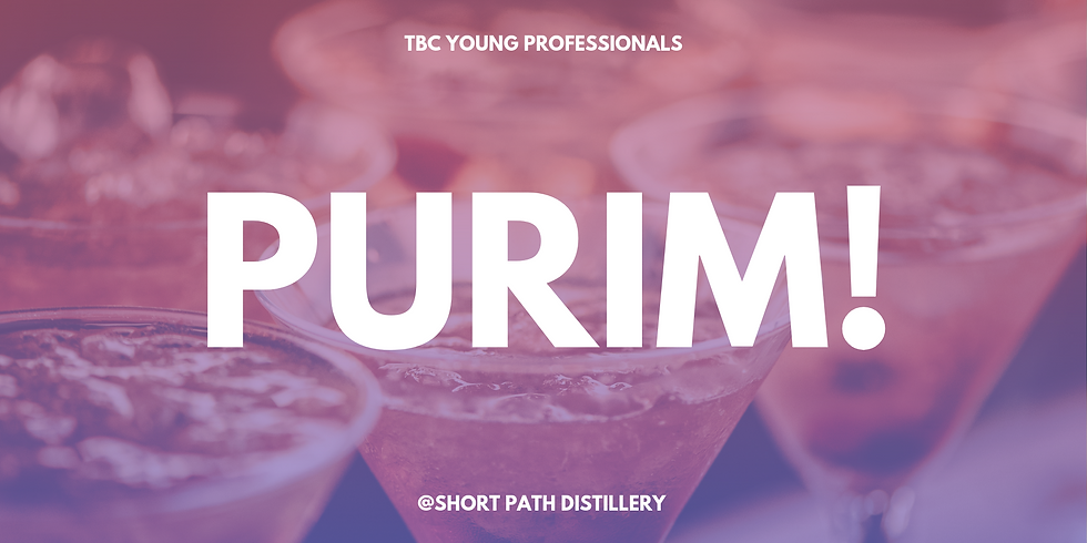 Purim @Short Path Distillery
