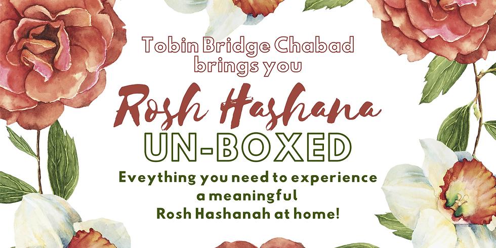 Rosh Hashanah UN-BOXED