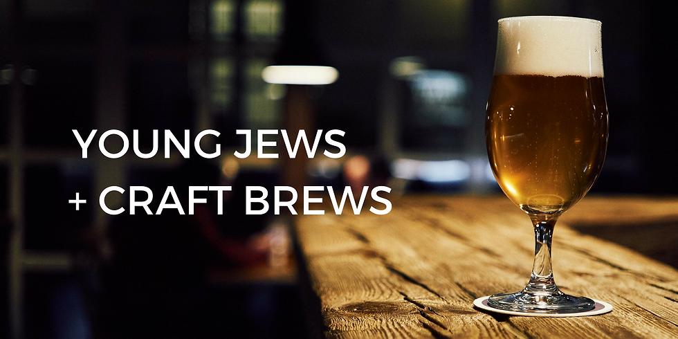 Young Jews + Craft Brews: Ask the Rabbi