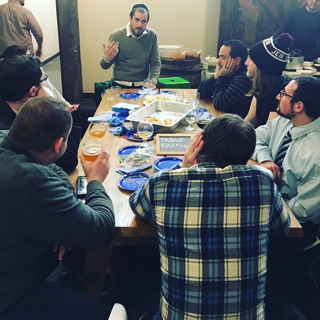 Young Jews+Craft Brews _mysticbrewery ...no better way to kick off the weekend! Stay tuned for more.