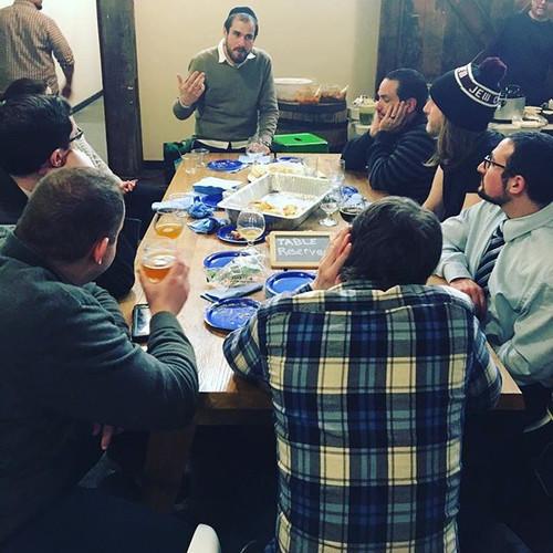 Young Jews+Craft Brews _mysticbrewery ..
