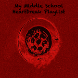 My Middle School Heartbreak Playlist
