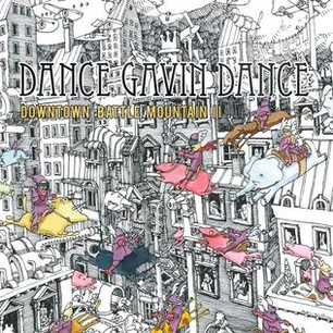 Reflecting on Dance Gavin Dance's Downtown Battle Mountain II