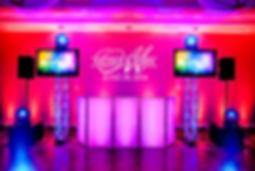 video montage display new york entertainment dj services