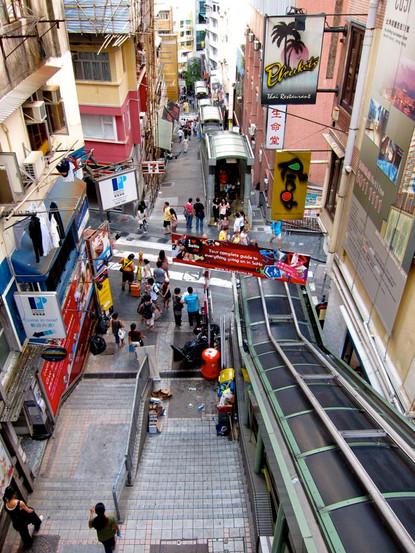 H2C em Hong Kong