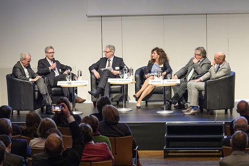 """FSS Security Talk """"E-ID"""" - Panel"""
