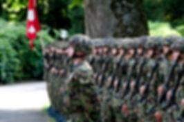 Militärische Sicherheit