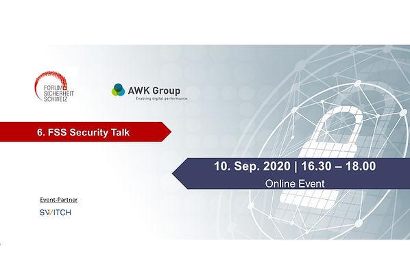 6. FSS Security Talk_Resilienz im Krisen