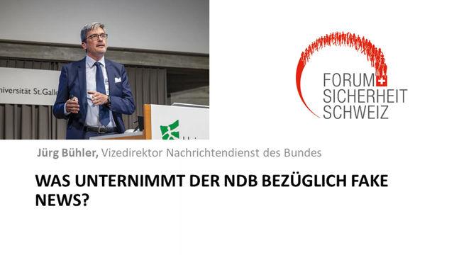7. FSS Security Talk Fake News und digitale Sicherheit: Experten- Statements