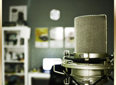 Show and Tell – How to use Voice-Over Effectively, and how to Format it.