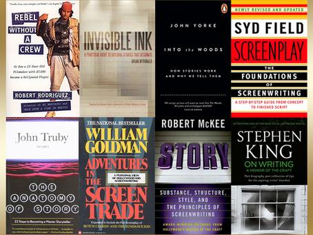 The Top 8 Screenwriting Books