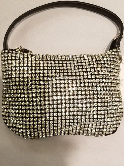 Silver Bling Handbag