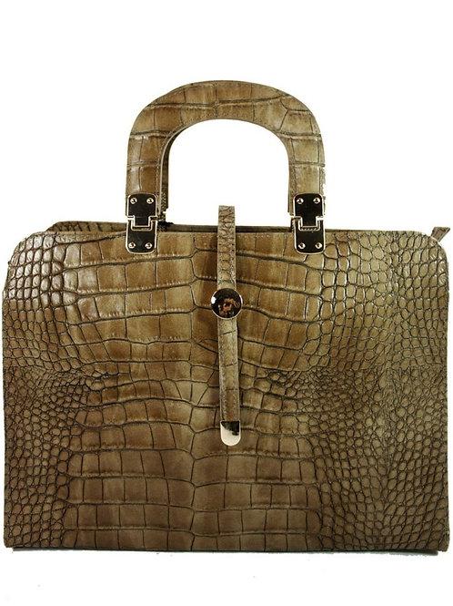Misty 100% Genuine Leather Handbag