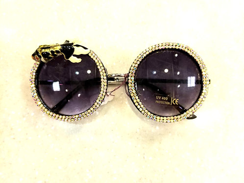 Round Coi Bling Shades