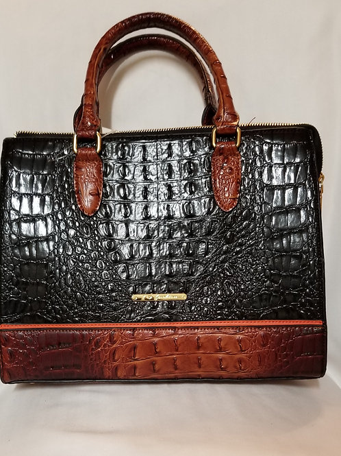 Anywhere Convertible - Vegan Leather Croc.