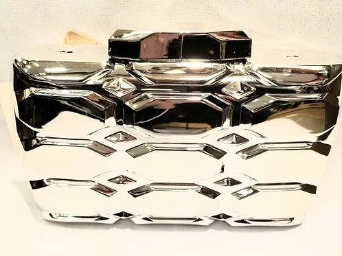 Octagon Mirrored Handbag