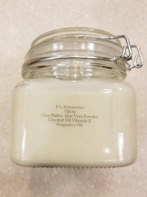 Body Butter: Olivia Scented