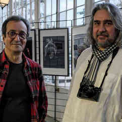 Malik Chaib & Fabrice Journo Exposition