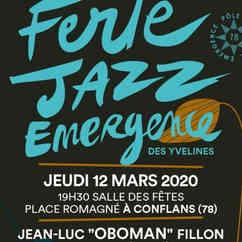 Ferté Jazz Emergence 78 Tremplin Jazz