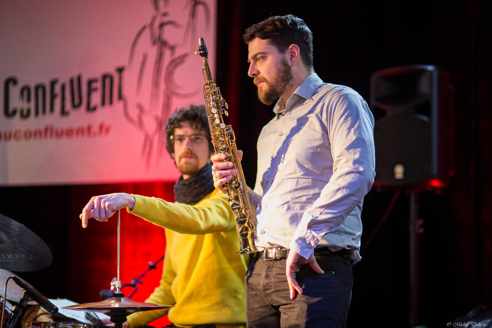 Xavier Trombini & Adrien Leconte