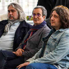 Elian, Malik, Fabrice