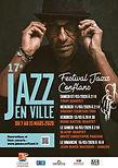 Affiche Jazz En Ville 2020