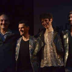 Youpi 4tet Ouverture du Festival Jazz En Ville 2020