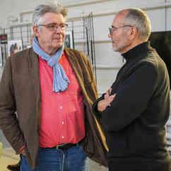 Jean Gaultier & Lionel Baunot Staff