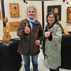 Denis Grosset & An-Yu Liao Tijou