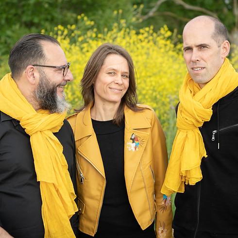 Celine Bonacina Trio ANNULÉ