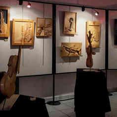 Sculptures de Denis Grosset