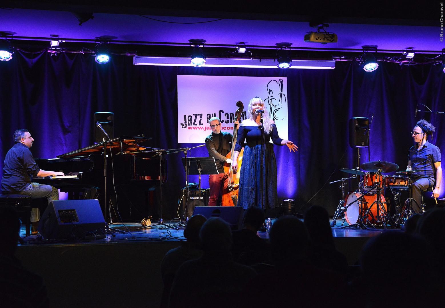 Edouard Leys trio et Lys Cogui