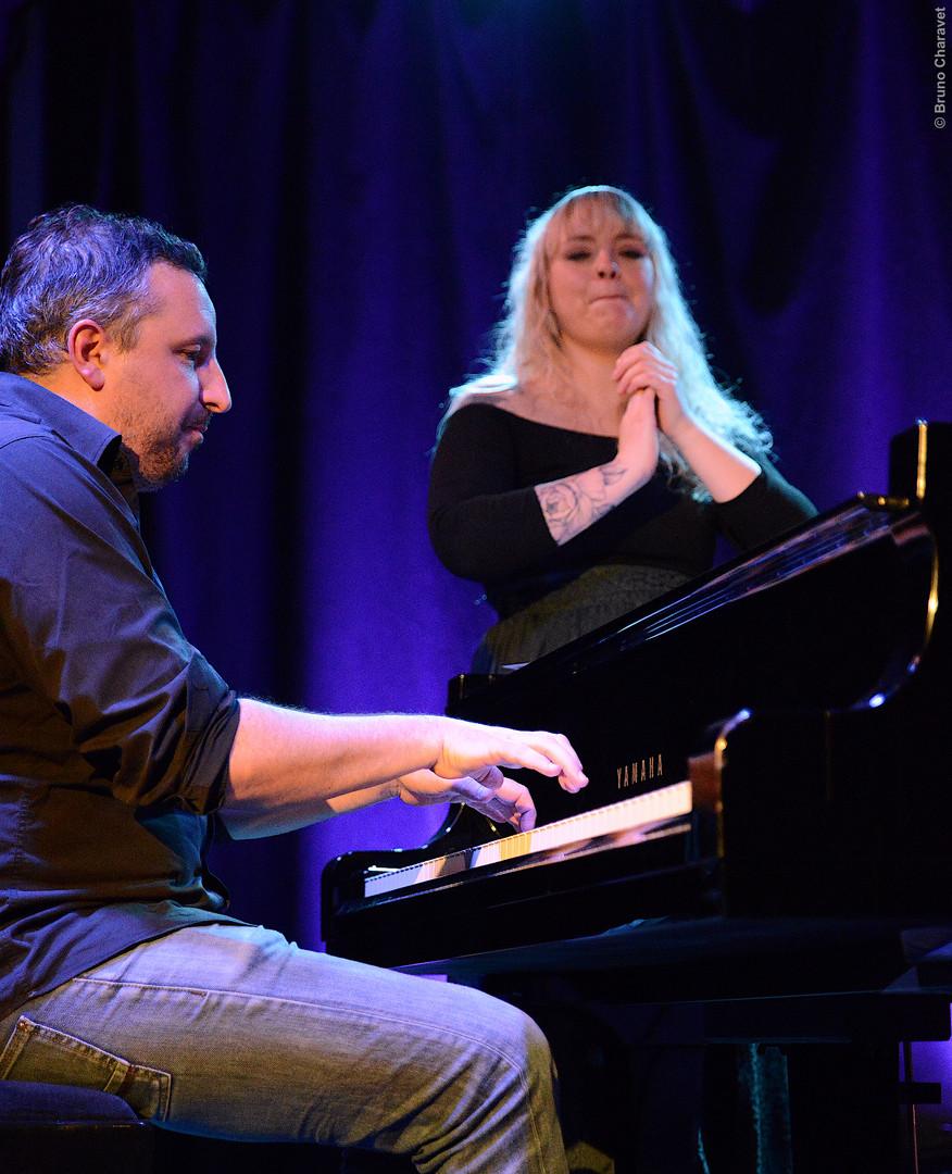 Edouard Leys & Lys Cogui