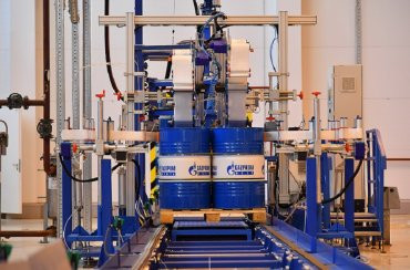 Gazpromneft-Lubricants Introduces Packaging Line in Omsk