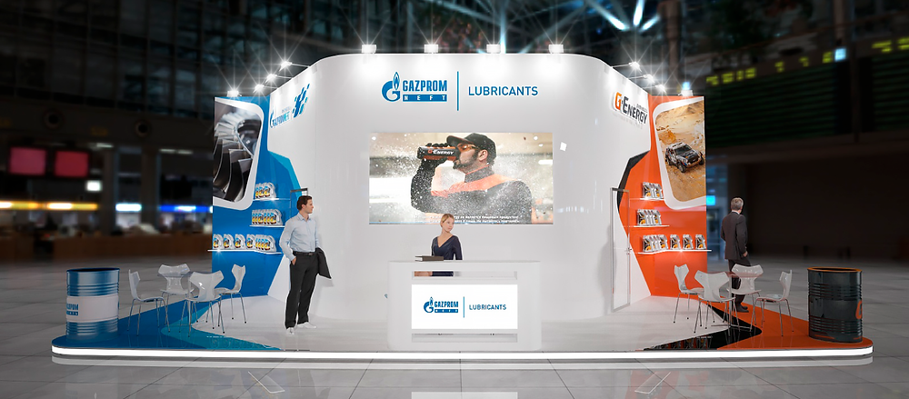 Gazpromneft-Lubricants at Automechanika 2018