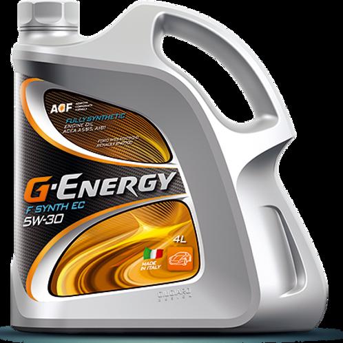 G-Energy F Synth EC 5W-30 Engine Oil  - 4L