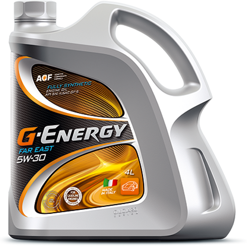 G-Energy Far East 5W-30 Engine Oil - 4L