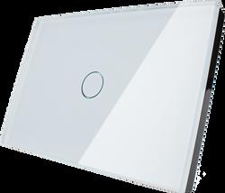 Interruttore HiVE Touch bianco