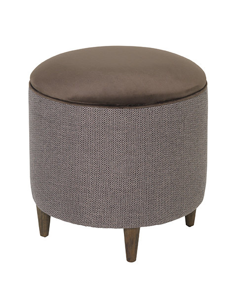 Cozy living - Nini Storage Pouf - Taupe