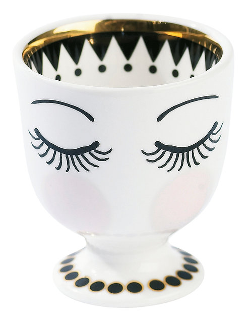 Miss Étoile - Icons æggebære - White/Black/Rose