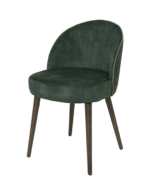 Cozy living - Thekla Dining Chair - Army