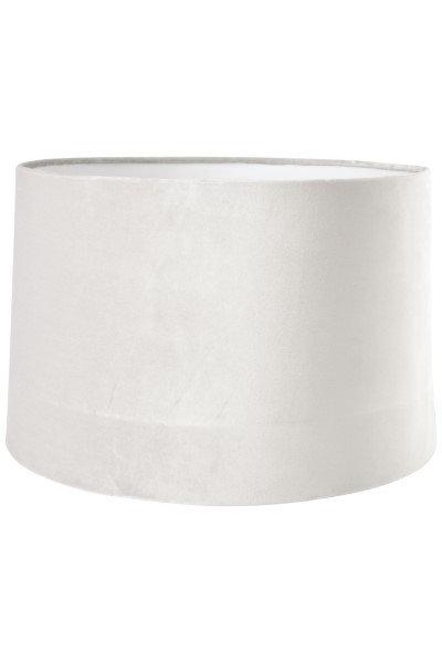 C'est Bon - Velour Lampeskærm - creme hvid -25 cm.