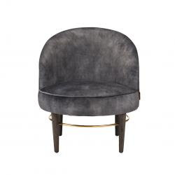 Cozy living - Club Lounge Chair Lux - Coal