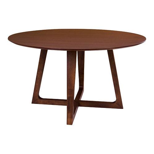House Nordic - Hellerup Spisebord i valnød finer